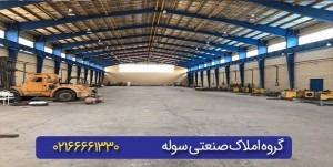 کارخانه بسته بندی و دان مرغ در تاکستان قزوین