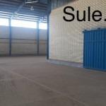 فروش سوله 1100 متری با قیمت مناسب در شهرک صنعتی جنت آباد