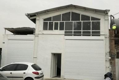 اجاره سالن 100 متری در ابتدای ورودی بندر انزلی