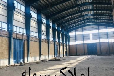 فروش کارگاه ،200 متری در شهرک صنعتی چیچک لو 56417929-021