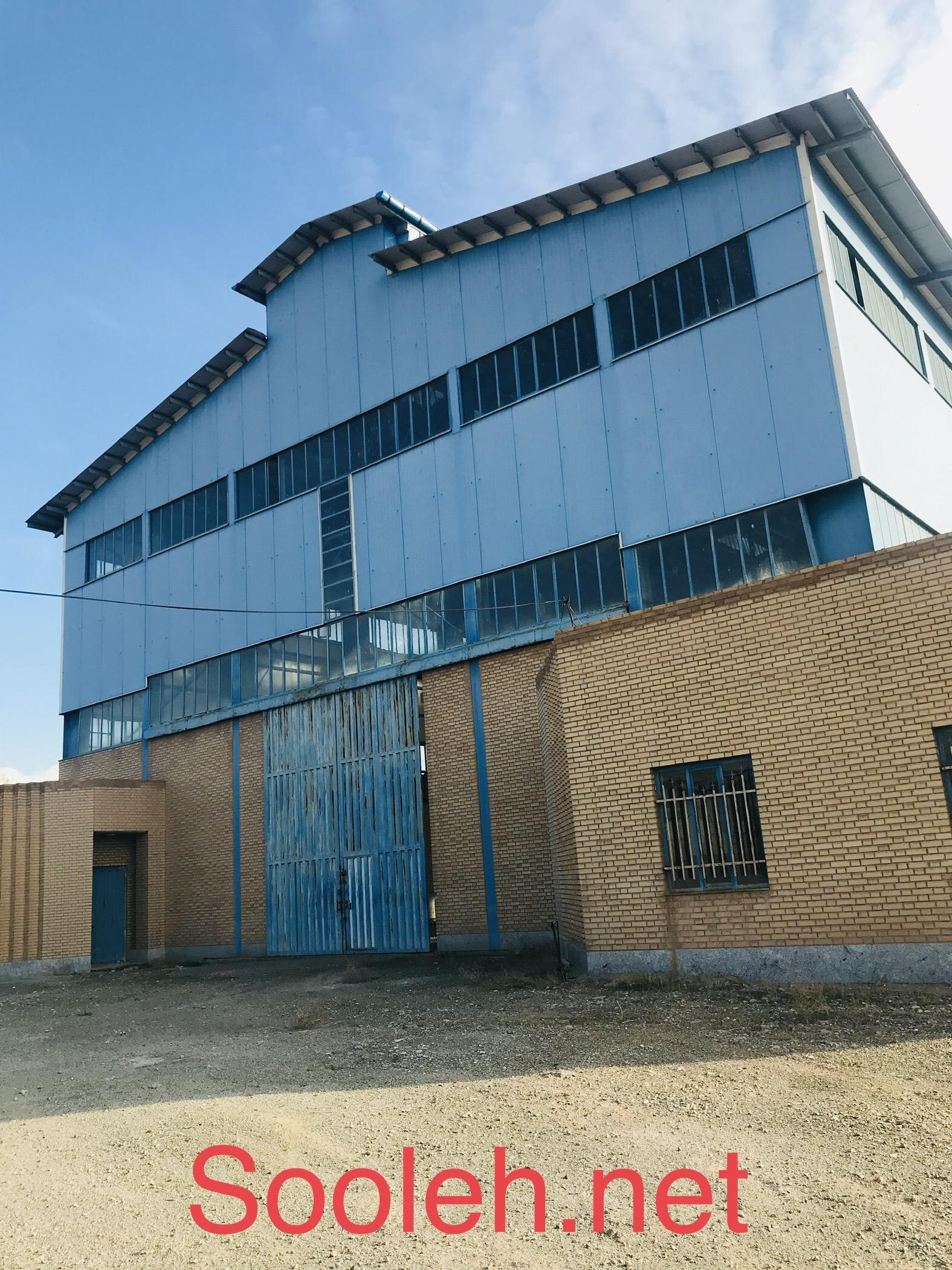 فروش زمین 10000 متری در شریف آباد منطقه صنعتی جاده خاوران