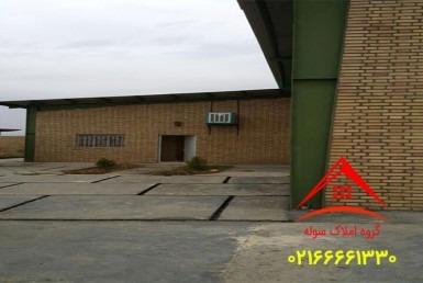 کارخانه تولید تجهیزات مرغداری نیمه فعال در کمالشهر کرج 66661330-021