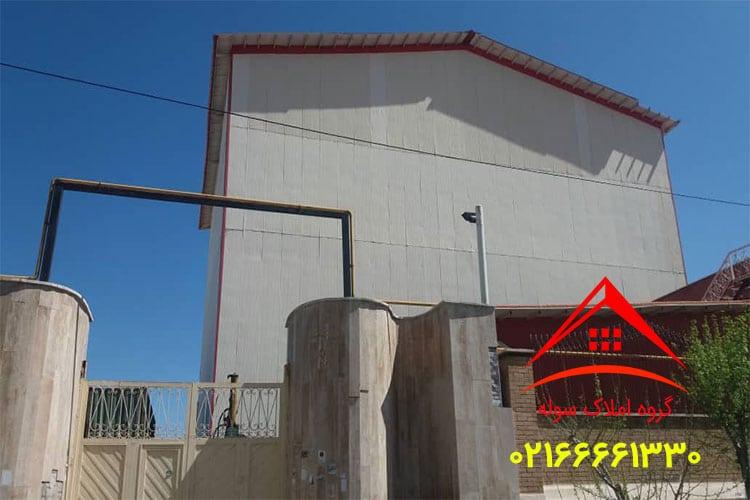 یک باب کارخانه واقع در مشهد شهرک صنعتی توس واگذار میگردد