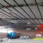 فروش کارگاه 400 متری با پروانه فلزی در شهرک صنعتی چهاردانگه