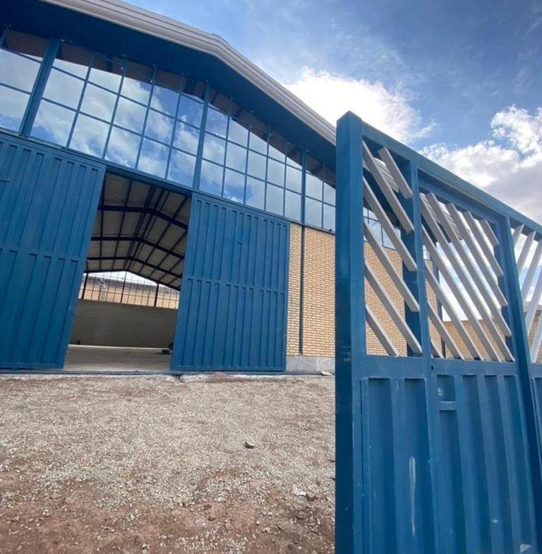 فروش کارگاه و سالن در جاده قزلحصار حومه کرج
