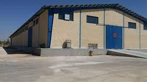فروش کارخانه در منطقه صنعتی کمالشهر