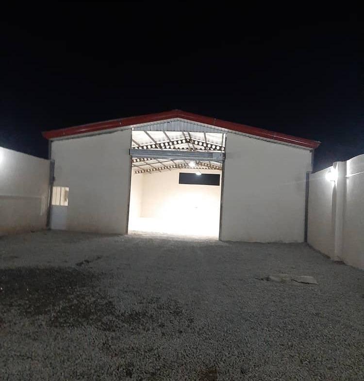 فروش سوله و سالن صنعتی در شهرک صنعتی ماهدشت