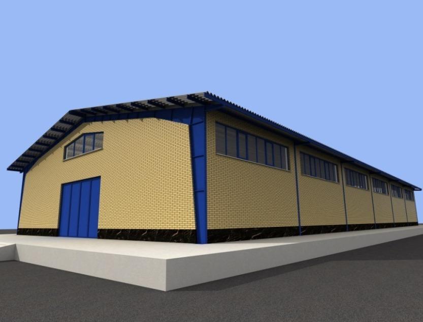 فروش زمین ۴ دیواری باکاربری صنعتی در شهر قدس شهریار