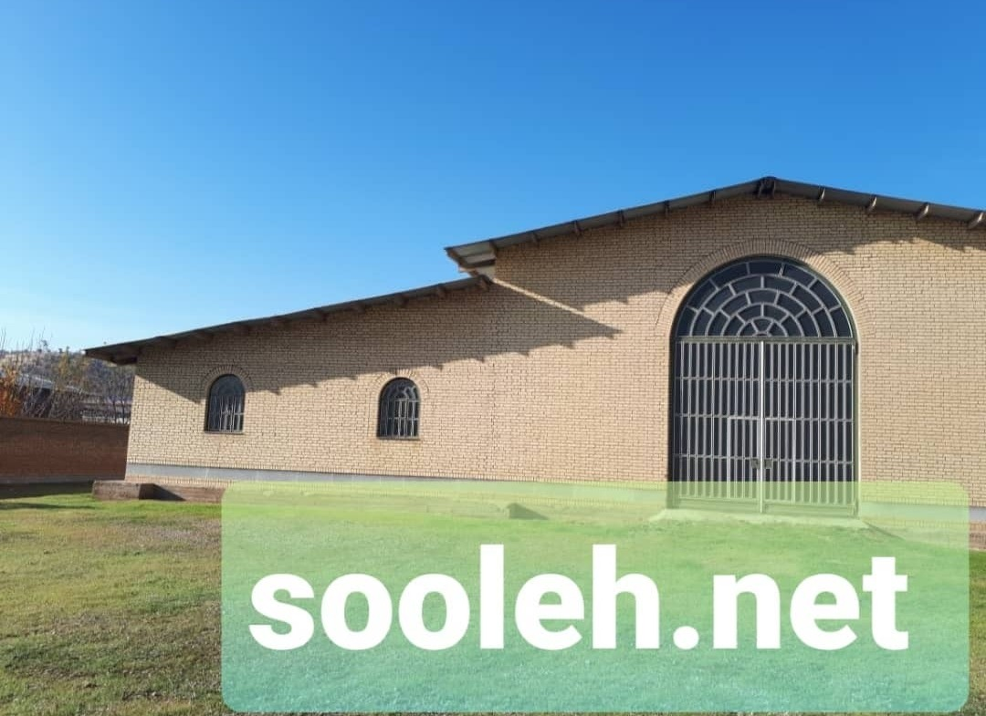 فروش سوله و سالن صنعتی در منطقه صنعتی شهریار