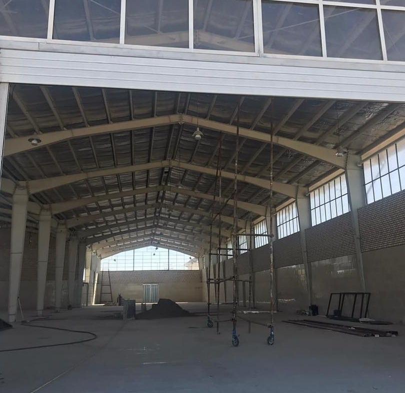اجاره سوله با کاربری مواد غذایی در شهرک صنعتی شمس آباد