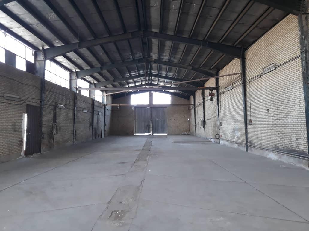 فروش کارخانه ۲۸۰۰ متری در شهرک صنعتی یزد