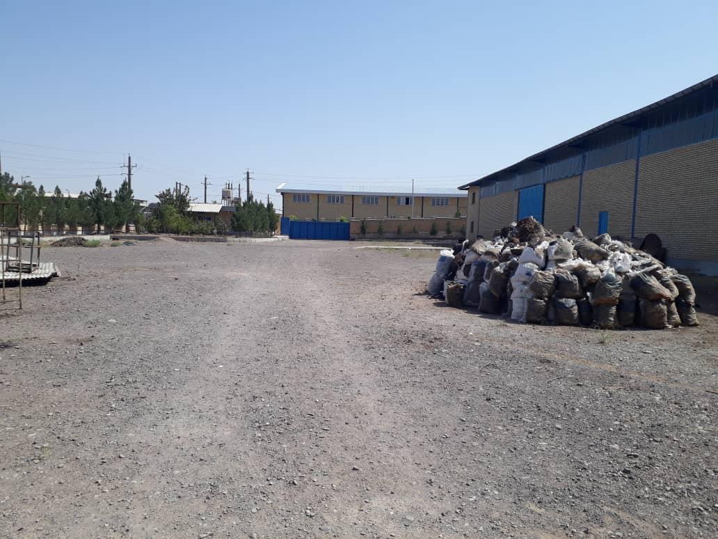فروش کارخانه بامجوز شیمیایی در شهرک صنعتی اشتهارد