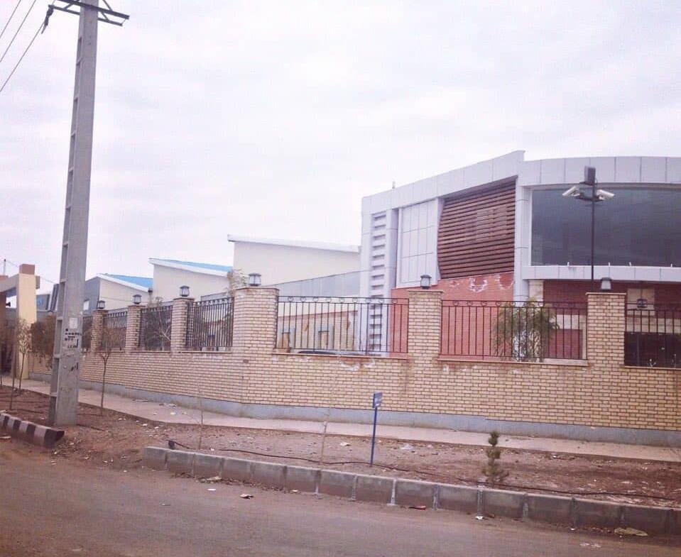 فروش سالن سرد خانه با تمام تجهیزات در منطقه کهریزک