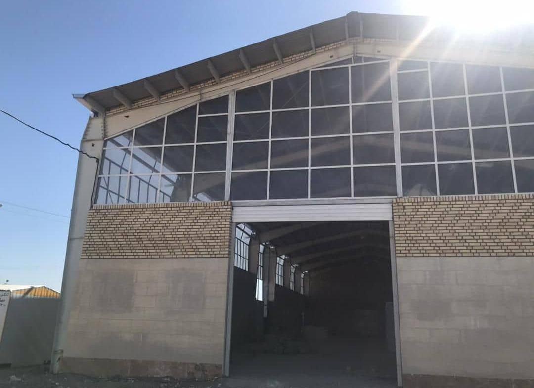 فروش کارخانه با مجوز فلز در شهرک صنعتی شمس آباد